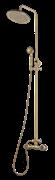 Душевая система бронза без излива 10118 Bronze de Luxe