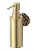 Дозатор жидкого мыла К25027 Bronze de Luxe