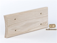 Универсальная накладка на бревно для 3-х механизмов naBrevno