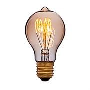 Лампа тонированная A60 F1