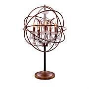 Настольная лампа Crystal Orb LOFT1897T