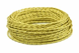 Провод Interior Wire Светло-золотой Шелк