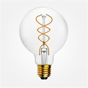 Лампа светодиодная G95 LED 5W SF-8, Golden, IC, E27