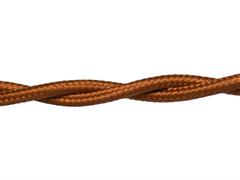 Коаксиальный кабель ретро Бронза RETRIKA