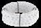 Ретро кабель витой  2х2,5  (белый) - фото 11439