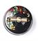 Выключатель поворотный 2-х позиц.  Хохлома Salvador OP11BL.HL для наружного монтажа - фото 4043