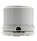 Розетка с заземлением и шторками Salvador OP12WT для наружного монтажа - фото 4056