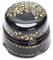 Распаячная коробка большая Черная с золотом Salvador - фото 4127