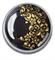 Распаячная коробка большая Черная с золотом Salvador - фото 4128
