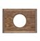 Рамка 1 местная  прямоугольник Salvador для скрытого монтажа - фото 4626
