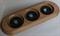 Деревянная рамка для розеток и выключателей Ретрика
